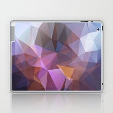 Abstract illustration of triangles polygon Laptop & iPad Skin