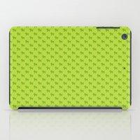 Dogs-Green iPad Case