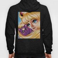 Sailor Moon and Luna Hoody