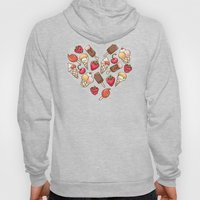 In Love With Icecream Hoody