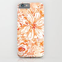 BIG SUNSHINE Floral iPhone 6 Slim Case