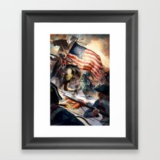Assassin's Creed III Framed Art Print