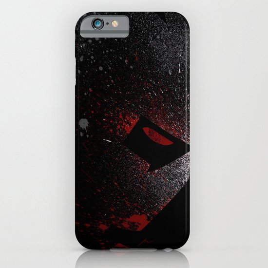 Foot Clan Master iPhone & iPod Case