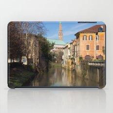Bridge with a view iPad Case