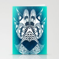 Ubiquitous Bird Collection1 Stationery Cards
