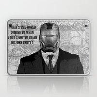 Unreal Party Iron Man Laptop & iPad Skin