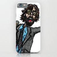 iPhone & iPod Case featuring Jarvis Cocker Pulp 2 by Joe Pugilist Design