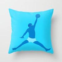 Air Fünke Throw Pillow