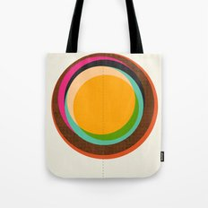FUTURE GLOBES 001 Tote Bag