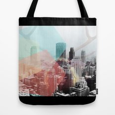 Hipster Horns. Tote Bag