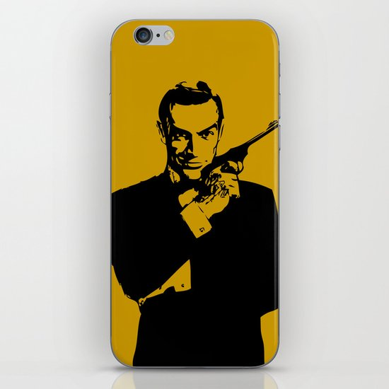 James Bond 007 iPhone & iPod Skin