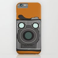 iPhone & iPod Case featuring Brownie by Illustrated by Jenny