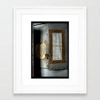 A Way of Understanding  Framed Art Print