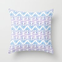 Forever Royal Throw Pillow