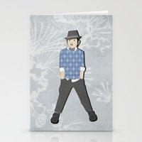 Boys Formal Wear Blue Ar… Stationery Cards