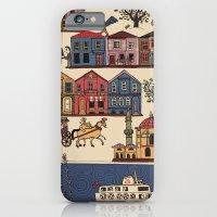 Urban Regeneration iPhone 6 Slim Case