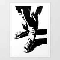 Indie Rock Art Print