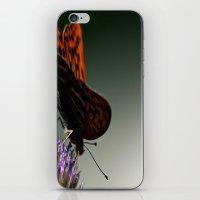 I spread my wings iPhone & iPod Skin