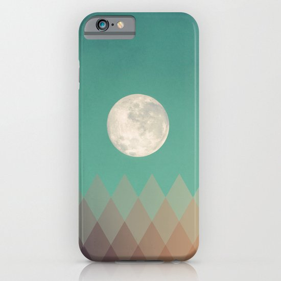 Blue Moon iPhone & iPod Case
