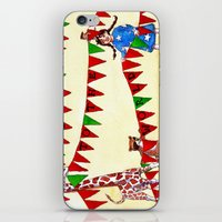 Joy to the World iPhone & iPod Skin