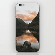Time Is Precious - Landscape Photography iPhone & iPod Skin