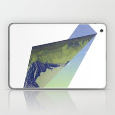 Triangle Mountains Laptop & iPad Skin