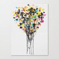 buttercups 2 Canvas Print