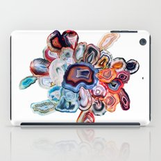 Earth's Loveliness, Agate Collection iPad Case