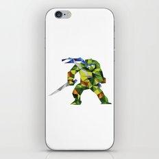 Katana Turtle iPhone & iPod Skin