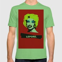 Amanda Lepore x Marilyn Monroe. Mens Fitted Tee Grass SMALL