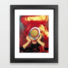 fallout Framed Art Print