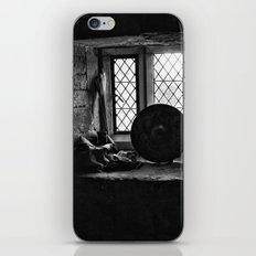 Time travel iPhone & iPod Skin