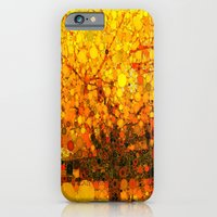 iPhone & iPod Case featuring :: It Was All Yellow :: by :: GaleStorm Artworks ::