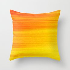 SUMMER SONNET Throw Pillow