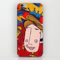 Reina Mala Limón iPhone & iPod Skin