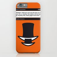 No020 MY David Copperfield Book Icon poster iPhone 6 Slim Case