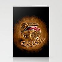Discworld Luggage Stationery Cards