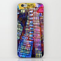 The Impossible Building  iPhone & iPod Skin