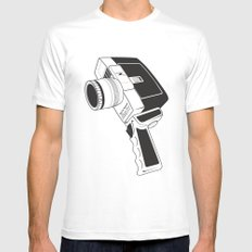 Gadget Envy Mens Fitted Tee White SMALL