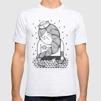 Amour Éternel (Elle) Mens Fitted Tee Ash Grey SMALL