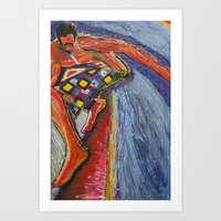 The Tom Sellecka Art Print