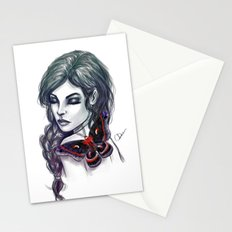Cecropia Stationery Cards