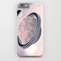 RED SPACE - 010 iPhone 6 Slim Case