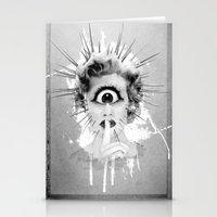 Shhh… Redux Stationery Cards