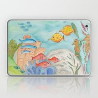 The Southern Sea Laptop & iPad Skin