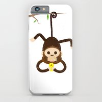 Iphone Monkey iPhone 6 Slim Case