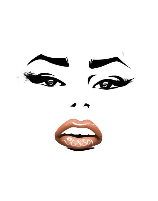 Bombshell Series: Sex - Sophia Loren Canvas Print