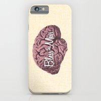 iPhone & iPod Case featuring Bless this Mess. by Nick Nelson