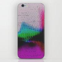 Heavy Glow  iPhone & iPod Skin
