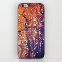 Autumn Woods Painterly A… iPhone & iPod Skin